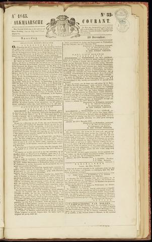 Alkmaarsche Courant 1845-12-29
