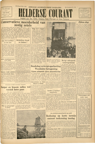 Heldersche Courant 1955-05-28