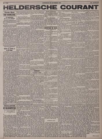 Heldersche Courant 1916-11-30