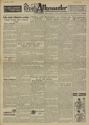 De Vrije Alkmaarder 1950-05-02