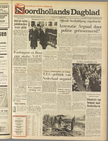 Noordhollands Dagblad : dagblad voor Alkmaar en omgeving 1963-02-28