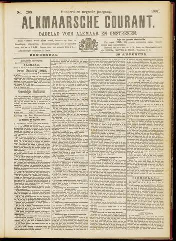 Alkmaarsche Courant 1907-08-29