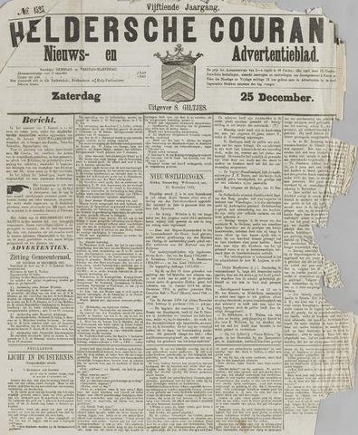 Heldersche Courant 1875-12-25