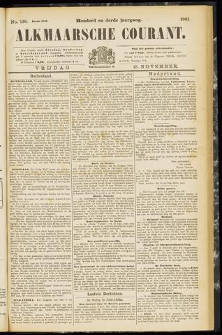 Alkmaarsche Courant 1901-11-15