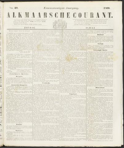 Alkmaarsche Courant 1869-07-18