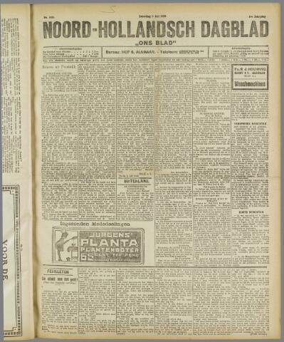 Ons Blad : katholiek nieuwsblad voor N-H 1922-07-08