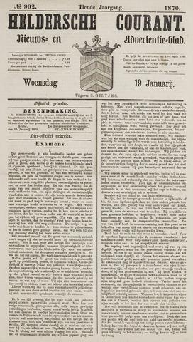 Heldersche Courant 1870-01-19