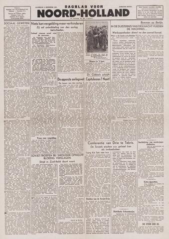 Dagblad Noord-Holland, Schager editie 1943-12-04