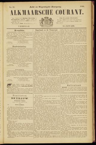 Alkmaarsche Courant 1896-01-24