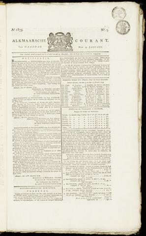 Alkmaarsche Courant 1835-01-19