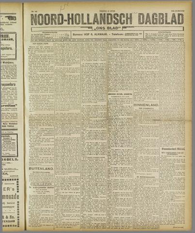 Ons Blad : katholiek nieuwsblad voor N-H 1921-04-15