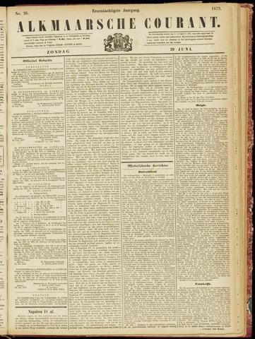 Alkmaarsche Courant 1879-06-29