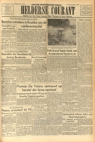 Heldersche Courant 1952-10-14