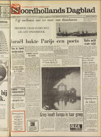 Noordhollands Dagblad : dagblad voor Alkmaar en omgeving 1969-12-29