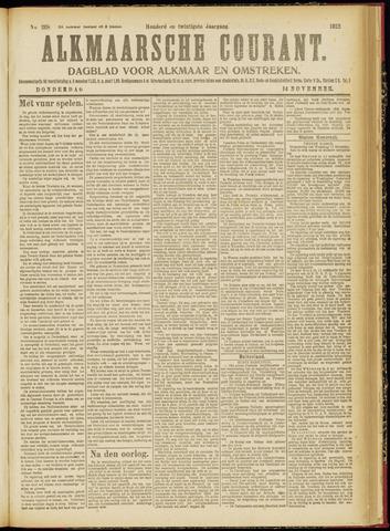 Alkmaarsche Courant 1918-11-14