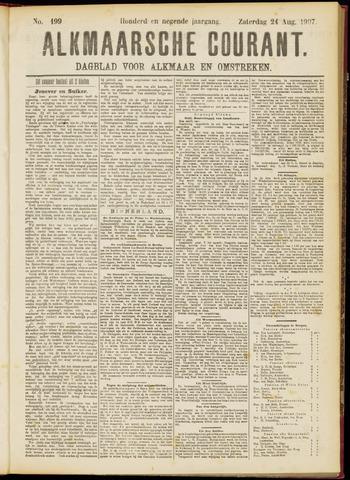 Alkmaarsche Courant 1907-08-24
