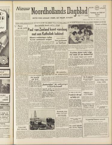 Nieuw Noordhollandsch Dagblad : voor Alkmaar en omgeving 1950-04-08