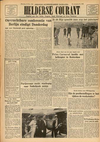 Heldersche Courant 1954-02-15