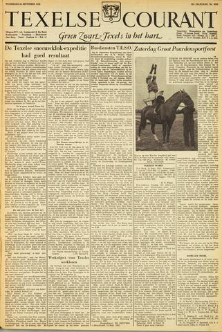 Texelsche Courant 1952-09-24