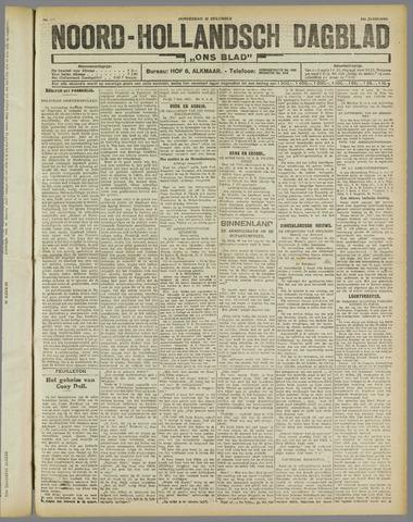 Ons Blad : katholiek nieuwsblad voor N-H 1921-12-15