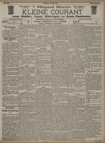 Vliegend blaadje : nieuws- en advertentiebode voor Den Helder 1908-05-30