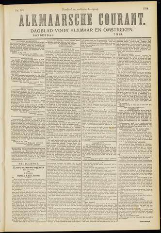 Alkmaarsche Courant 1914-05-07