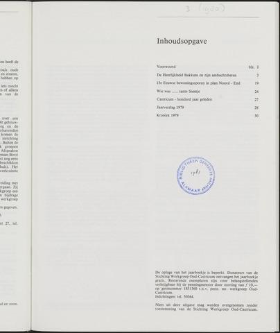 Jaarboek Oud Castricum 1980-11-01