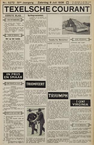 Texelsche Courant 1938-07-09