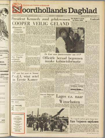 Noordhollands Dagblad : dagblad voor Alkmaar en omgeving 1963-05-17