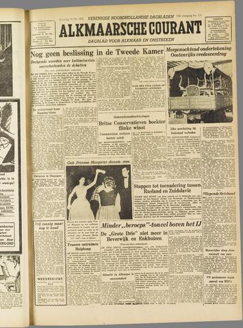 Alkmaarsche Courant 1955-05-14