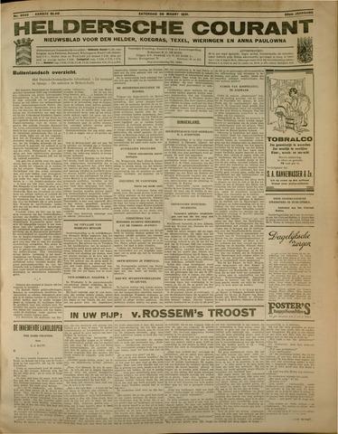 Heldersche Courant 1931-03-28