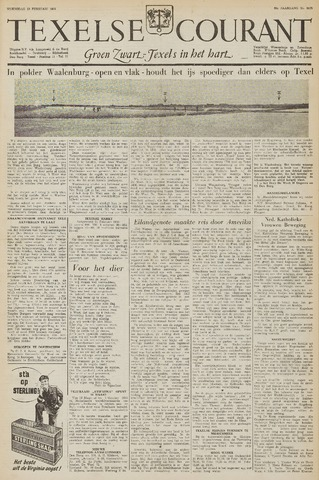 Texelsche Courant 1955-02-23