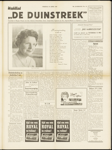 De Duinstreek 1961-04-28
