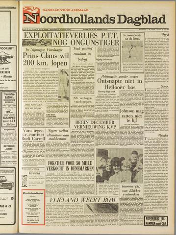 Noordhollands Dagblad : dagblad voor Alkmaar en omgeving 1967-07-21