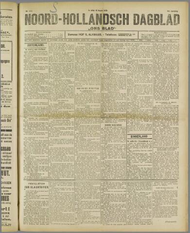 Ons Blad : katholiek nieuwsblad voor N-H 1922-03-14