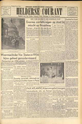 Heldersche Courant 1952-04-08