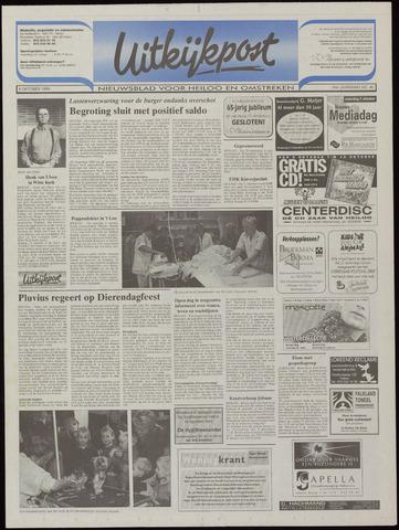 Uitkijkpost : nieuwsblad voor Heiloo e.o. 1999-10-06