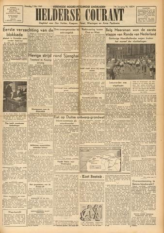 Heldersche Courant 1949-05-07