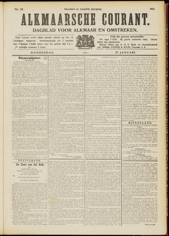 Alkmaarsche Courant 1910-01-27