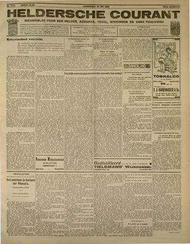 Heldersche Courant 1932-05-26