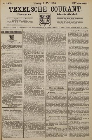 Texelsche Courant 1910-05-08