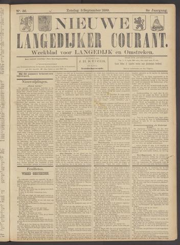 Nieuwe Langedijker Courant 1899-09-03
