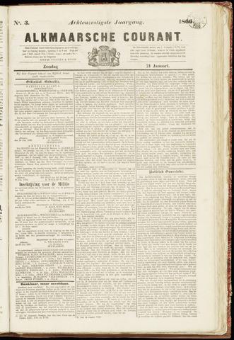Alkmaarsche Courant 1866-01-21