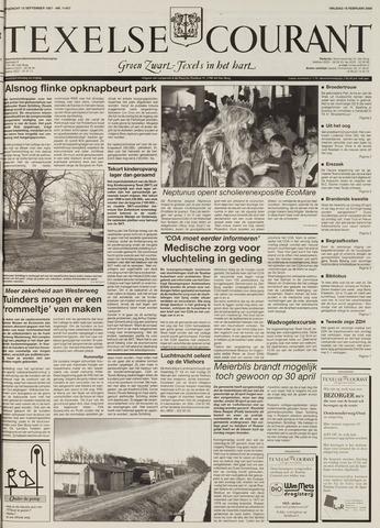 Texelsche Courant 2000-02-18