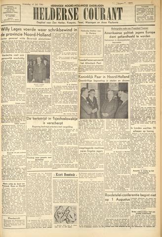 Heldersche Courant 1949-07-20