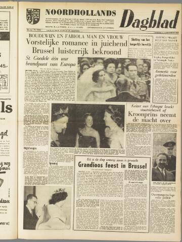Noordhollands Dagblad : dagblad voor Alkmaar en omgeving 1960-12-15