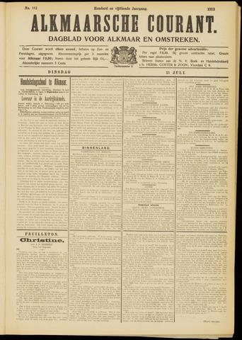 Alkmaarsche Courant 1913-07-15
