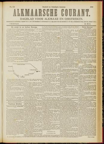 Alkmaarsche Courant 1918-05-31
