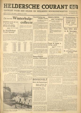 Heldersche Courant 1941-01-09