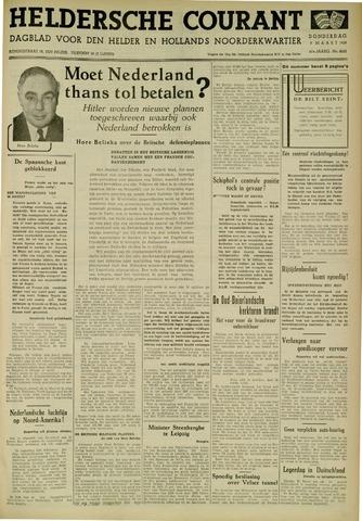 Heldersche Courant 1939-03-09